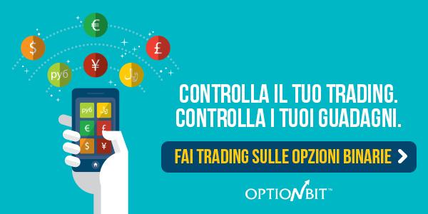OptionBit: broker + segnali trading