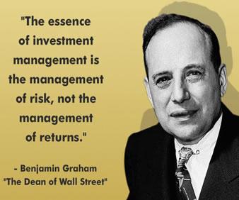 Le 7 regole di Benjamin Graham per fare soldi con il trading