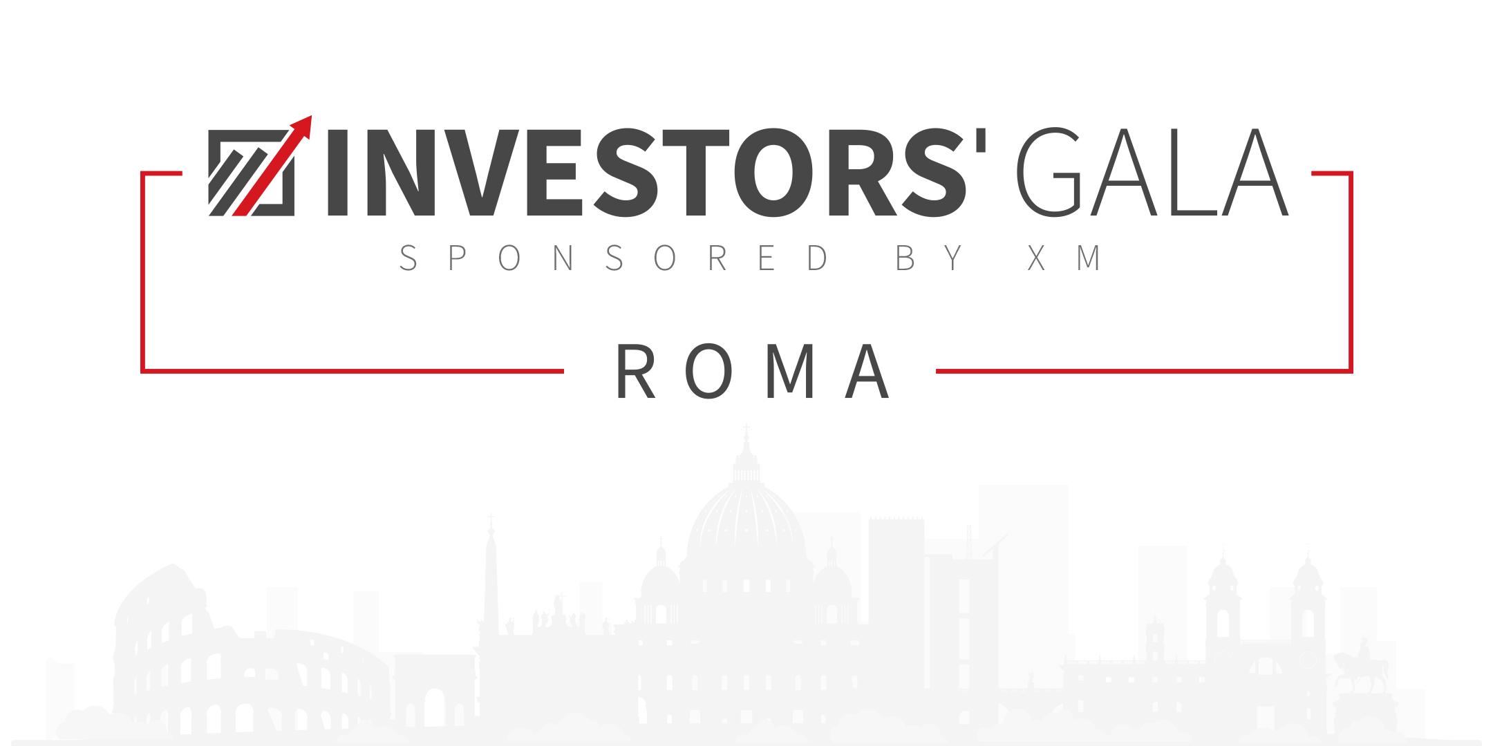 Come partecipare Gratis all'Investors Gala di Roma 30 Giugno